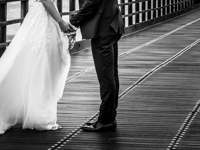 Il matrimonio di Marco e Chiara a Comacchio, Ferrara 80