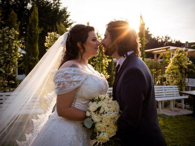 Le nozze di Aurora e Mohammed