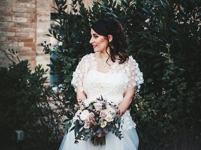 Il matrimonio di Elena e Norberto a Loro Piceno, Macerata 8