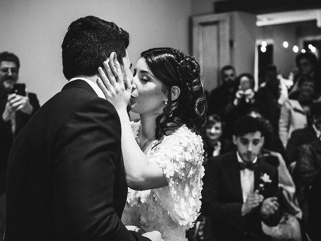Il matrimonio di Elena e Norberto a Loro Piceno, Macerata 13