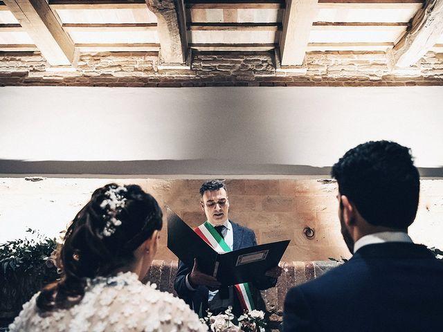 Il matrimonio di Elena e Norberto a Loro Piceno, Macerata 14