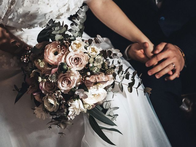 Il matrimonio di Elena e Norberto a Loro Piceno, Macerata 22