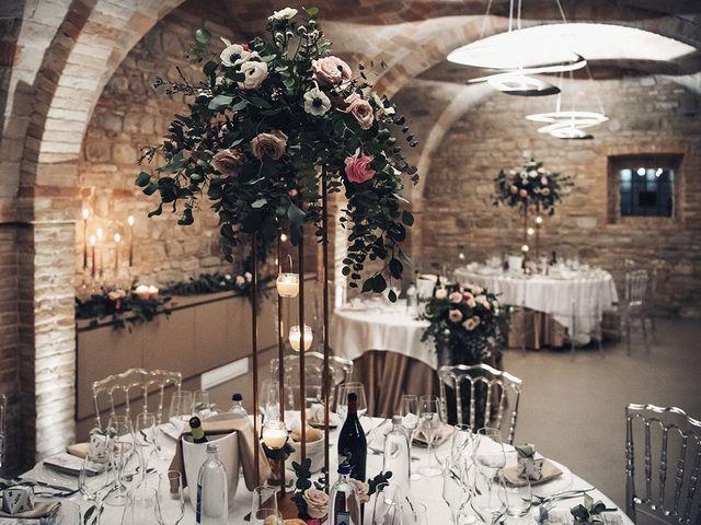 Il matrimonio di Elena e Norberto a Loro Piceno, Macerata 25