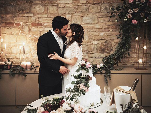 Il matrimonio di Elena e Norberto a Loro Piceno, Macerata 29