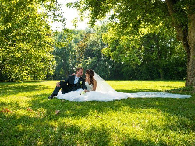 le nozze di Silenia e Alessandro
