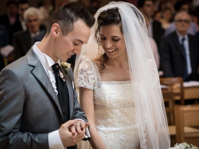 Il matrimonio di Federico e Silvia a Sassuolo, Modena 38