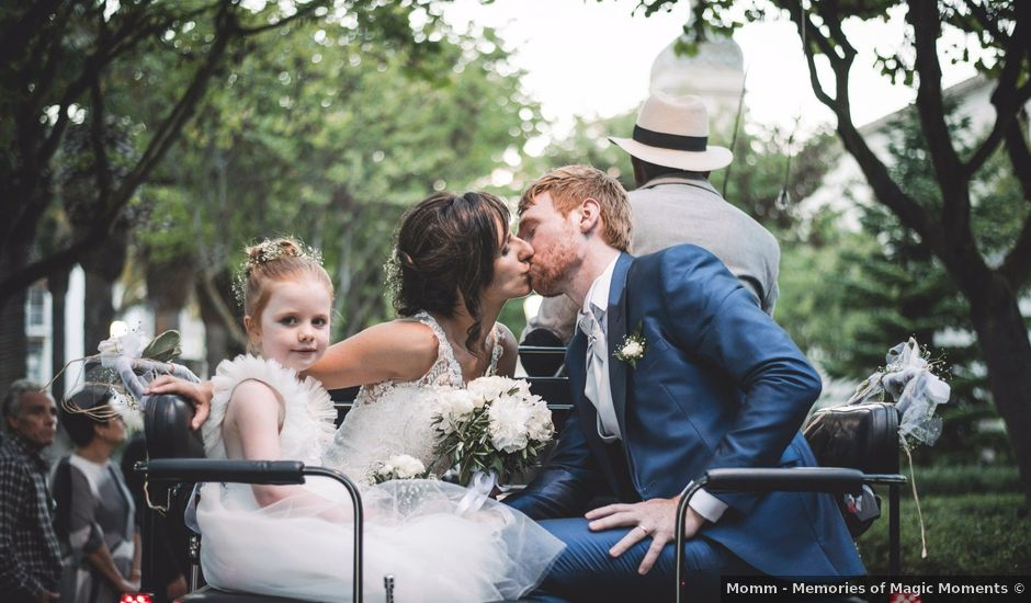 Il matrimonio di Jimmy e Alessia a Ragusa, Ragusa