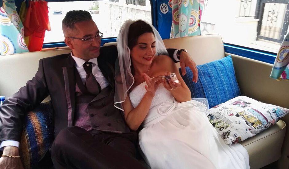 Il matrimonio di Salvatore  e Monica a Milazzo, Messina