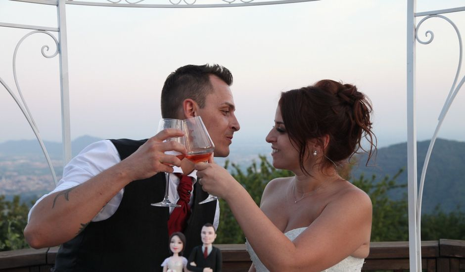 Il matrimonio di Francesco e Jessica a Villongo, Bergamo