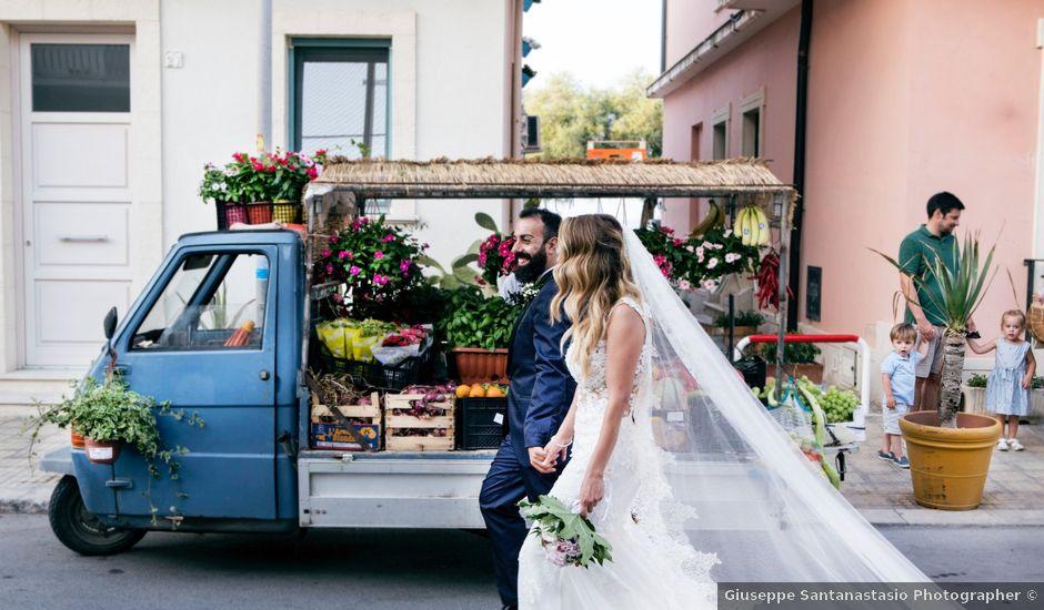 Il matrimonio di Carmelo e Cinzia a Portopalo di Capo Passero, Siracusa