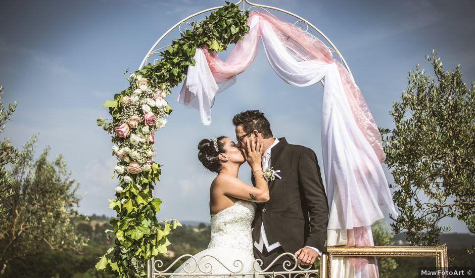 Il matrimonio di Valentina e Matteo a Città della Pieve, Perugia