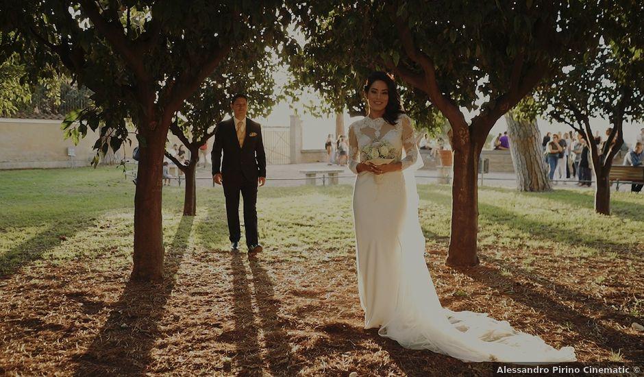 Il matrimonio di Santiago e Gabriela a Roma, Roma