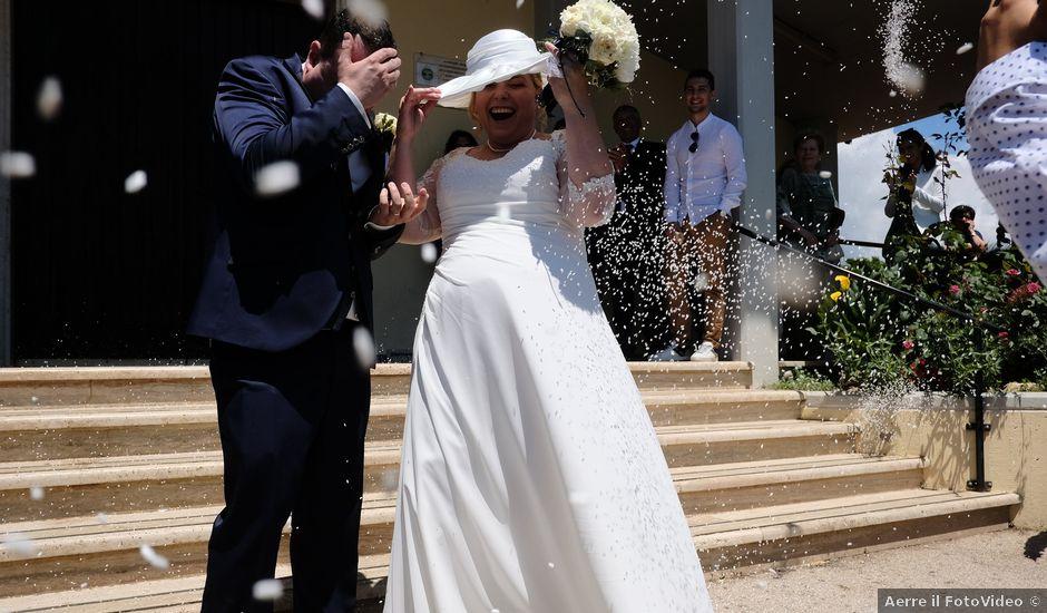 Il matrimonio di Cristina e Gerardo a Latina, Latina