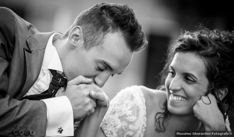 Il matrimonio di Federico e Silvia a Sassuolo, Modena