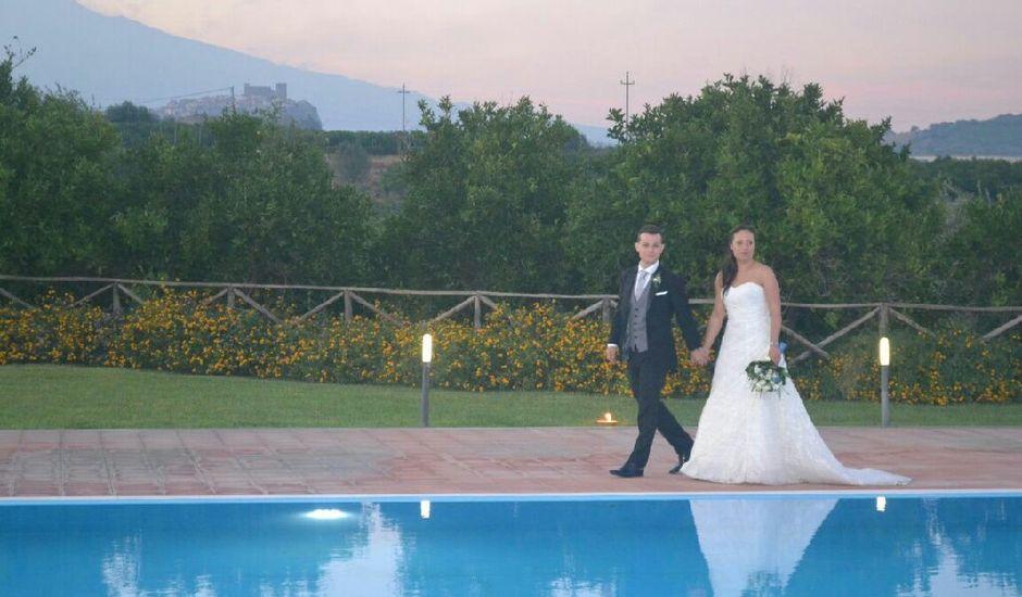 Il matrimonio di Daniel e Daniela a Paternò, Catania