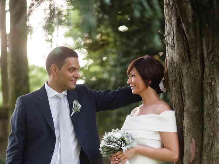 le nozze di Davide e Luisa