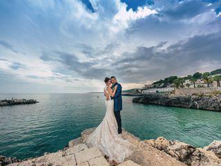 Le nozze di Vanessa e Cosimo