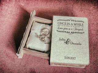 Le nozze di Julia e Daniele 1