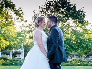 Le nozze di Julia e Daniele