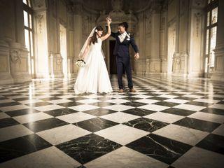 Le nozze di Egle e Emmanuel