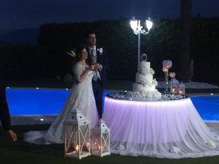 Le nozze di Fiorella e Andrea