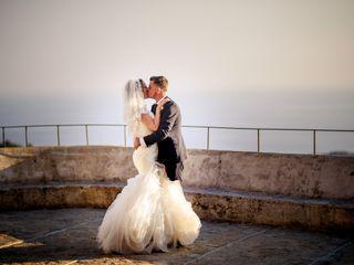 Le nozze di Erika e Alfred 1