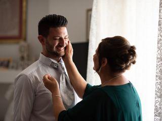 Le nozze di Stefania e Giuseppe 1