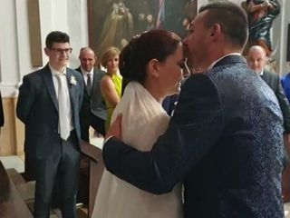 Le nozze di Lucia e Pietro
