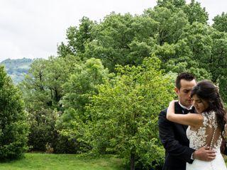 Le nozze di Francesca e Ulisses