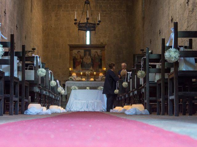 Il matrimonio di Fabio e Silvia a Pisa, Pisa 1
