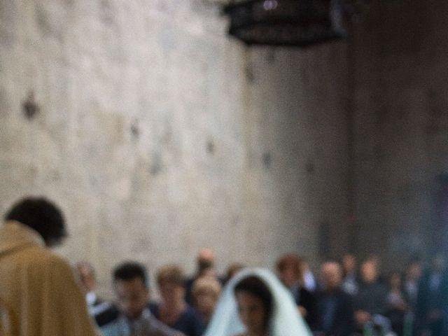 Il matrimonio di Fabio e Silvia a Pisa, Pisa 4