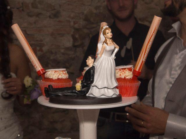 Il matrimonio di Fabio e Silvia a Pisa, Pisa 8