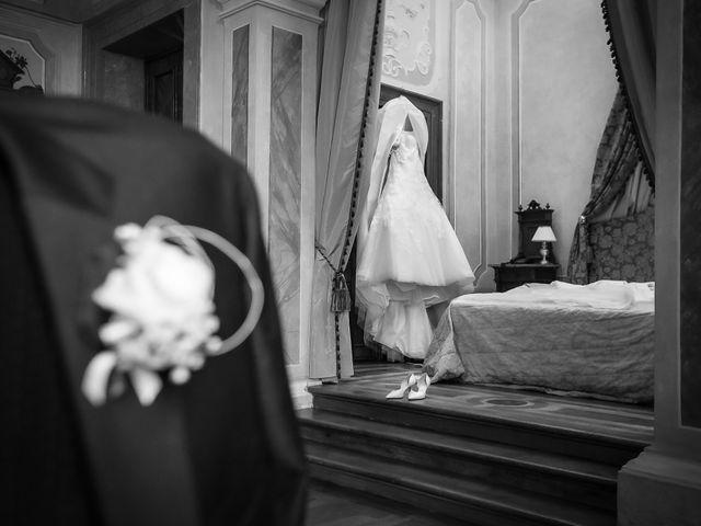 Il matrimonio di Alessandro e Federica a Cison di Valmarino, Treviso 2