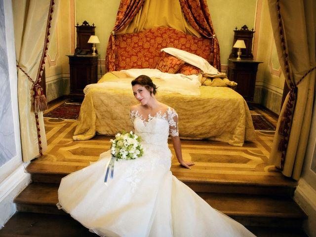 Il matrimonio di Alessandro e Federica a Cison di Valmarino, Treviso 7