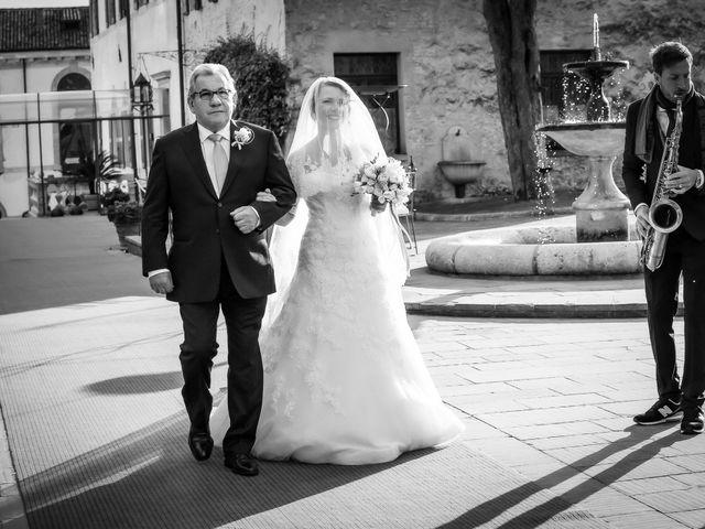 Il matrimonio di Alessandro e Federica a Cison di Valmarino, Treviso 13