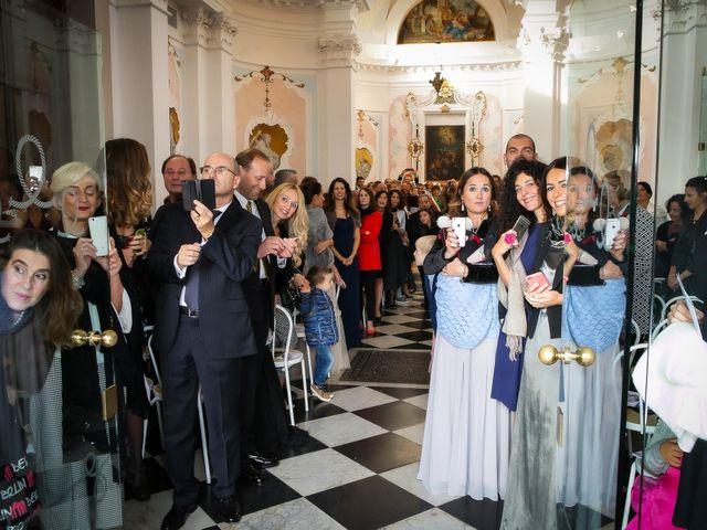 Il matrimonio di Alessandro e Federica a Cison di Valmarino, Treviso 14