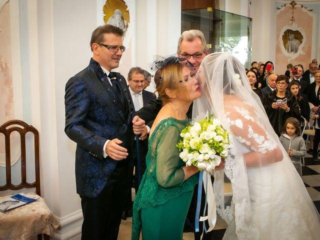 Il matrimonio di Alessandro e Federica a Cison di Valmarino, Treviso 15