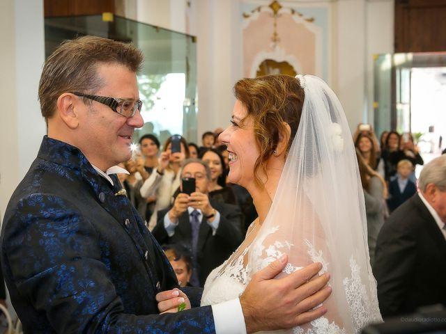 Il matrimonio di Alessandro e Federica a Cison di Valmarino, Treviso 16