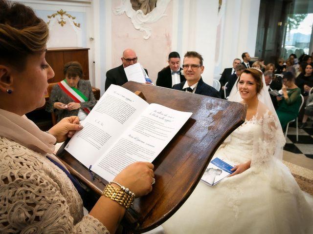 Il matrimonio di Alessandro e Federica a Cison di Valmarino, Treviso 17