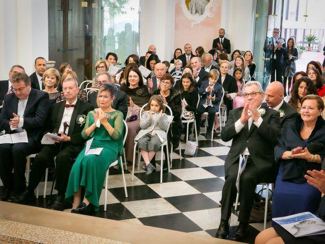 Il matrimonio di Alessandro e Federica a Cison di Valmarino, Treviso 18