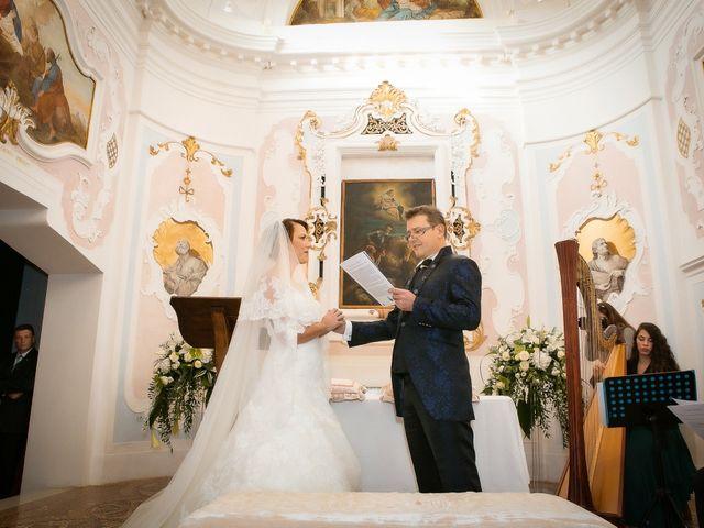 Il matrimonio di Alessandro e Federica a Cison di Valmarino, Treviso 19