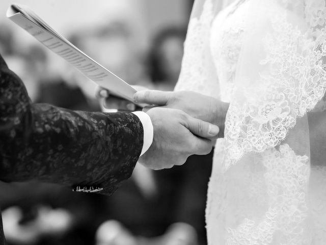 Il matrimonio di Alessandro e Federica a Cison di Valmarino, Treviso 20