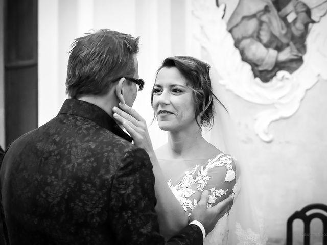 Il matrimonio di Alessandro e Federica a Cison di Valmarino, Treviso 21