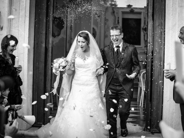 Il matrimonio di Alessandro e Federica a Cison di Valmarino, Treviso 22