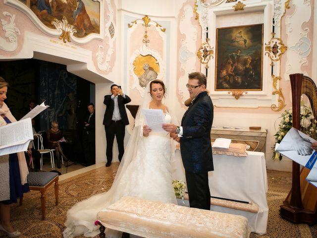 Il matrimonio di Alessandro e Federica a Cison di Valmarino, Treviso 23