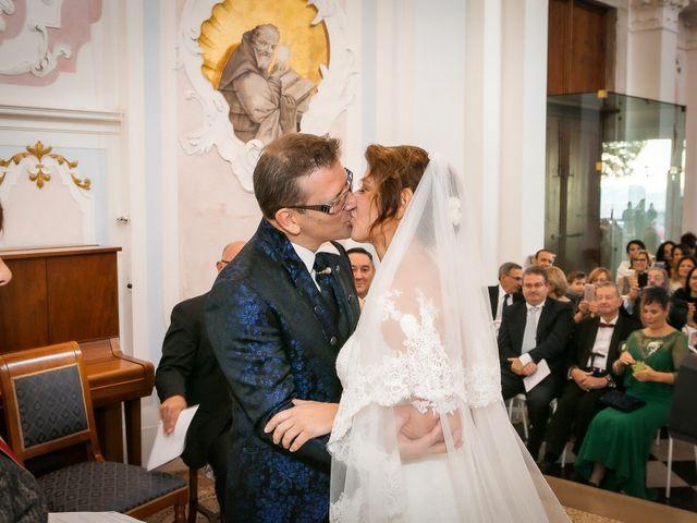 Il matrimonio di Alessandro e Federica a Cison di Valmarino, Treviso 24