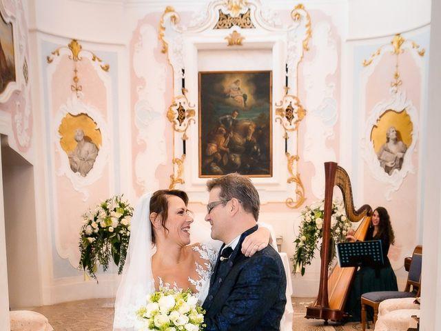 Il matrimonio di Alessandro e Federica a Cison di Valmarino, Treviso 25