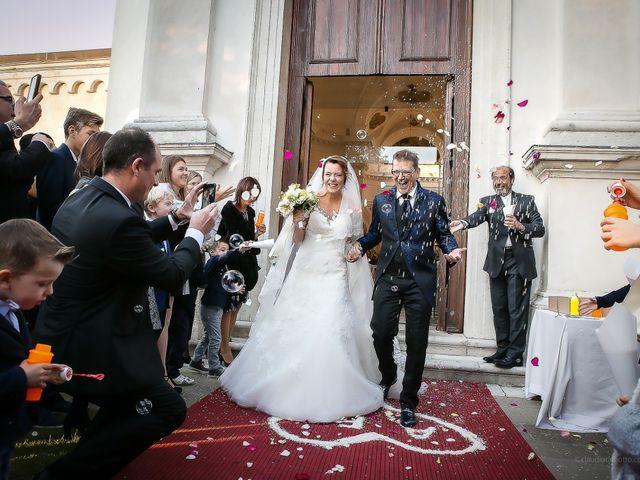 Il matrimonio di Alessandro e Federica a Cison di Valmarino, Treviso 27
