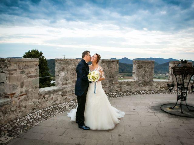 Il matrimonio di Alessandro e Federica a Cison di Valmarino, Treviso 33