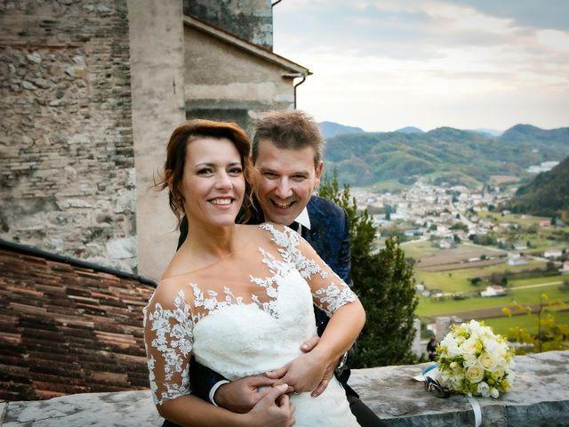 Il matrimonio di Alessandro e Federica a Cison di Valmarino, Treviso 35